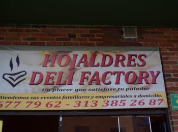 HOJALDRES DELI FACTORY