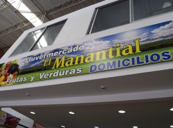 FRUTAS Y VERDURAS EL MANANTIAL